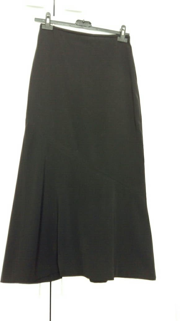 Faldas De Vestir Negras Mango Blanco Etam De Segunda