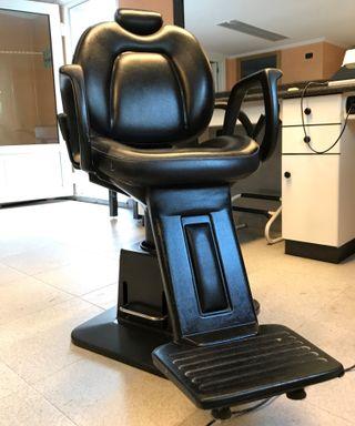 2 sillas profesionales peluquería