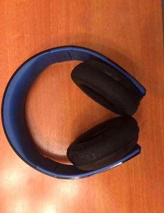 Auriculares inalámbricos PS4