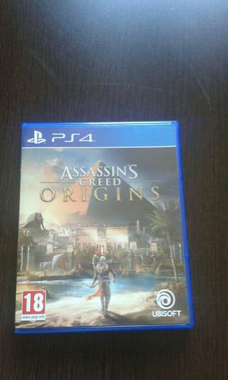 assassin' creed origins
