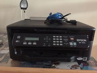 Impresora- Escáner