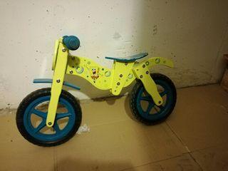 bicleta nilo madera