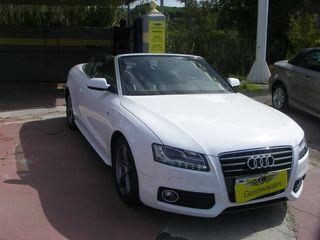 Audi A5 2.7 TDI CABRIO SLINE PIEL ALCANTARA SENSOR