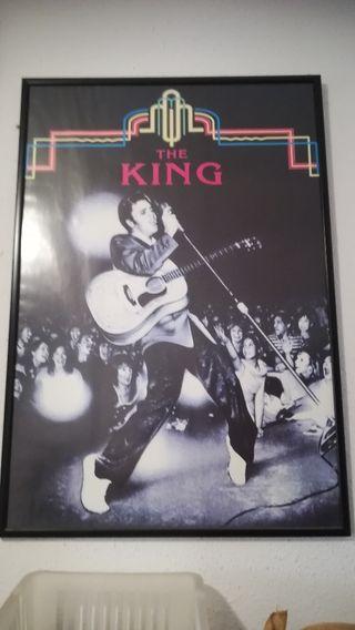 Cuadro de Elvis