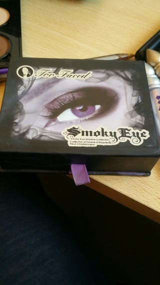 Smoky Eye Too Faced Palette