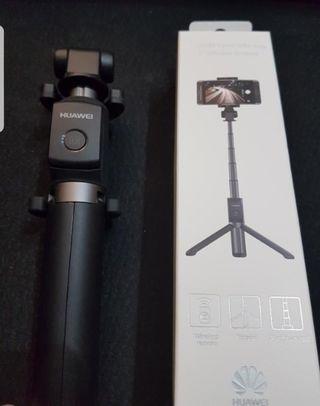 Palo selfie Huawei con mando