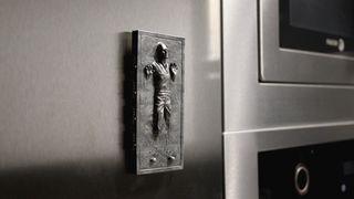 Star Wars HAN SOLO carbonita imán decoración friki