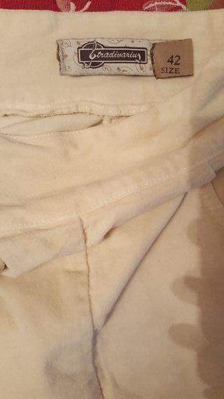 Minifalda Beige invierno