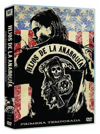 DVD Hijos de la Anarquía 1