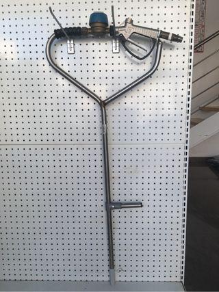 Inyector quelatos