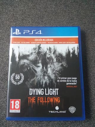 dying ligth the following