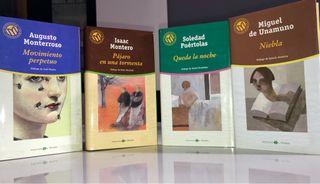 4 novelas por 5 euros