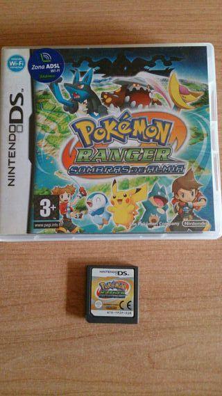 Pokemon Ranger. Nintendo DS