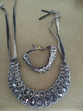 collar y pulsera mujer ideal regalo Navidad