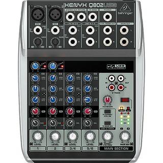 Mesa de mezclas / sonido Behringer Xenyx Q802USB