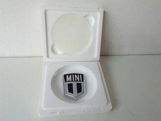 insignia.. escudo.. mini coper