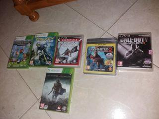 juegos de consola