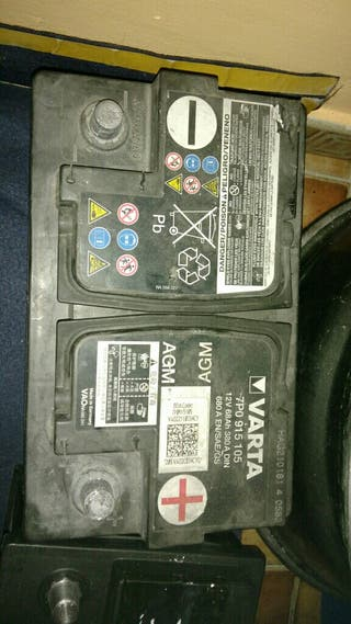bateria agm