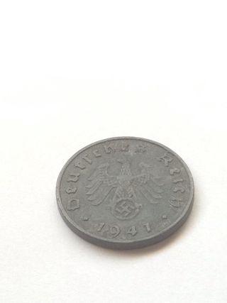 10 reichspfennig 1941 F