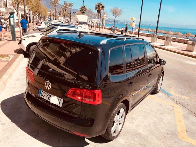 Volkswagen Touran 2012 Dsg 7 plazas 170 cv
