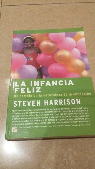 "Libro ""La infancia feliz """
