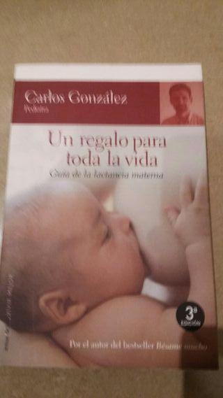 """Libro """"un regalo para toda la vida """""""