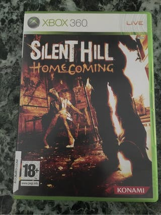 Silent hill homecoming xbox