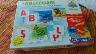 joc abecedari