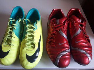 Botas fútbol