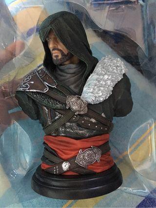 Busto Ezio Mentor