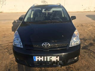 Toyota Corolla verso 2.0 D4D Luna 136 CV. 7 Plazas