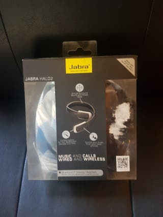 Auriculares bluetooth Jabra Halo 2