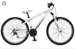 Bicicleta Scoot aluminio