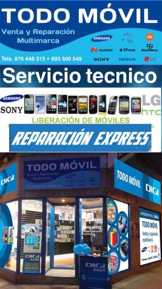 Reparación de móviles,ordenadores ,centralitas