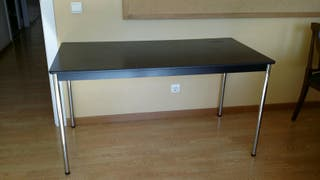 Mesa plegable ikea ps2014 de segunda mano por 95 en for Wallapop mesas