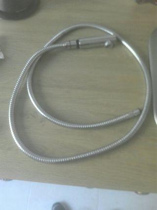 flexo extraible para grifo fregadero