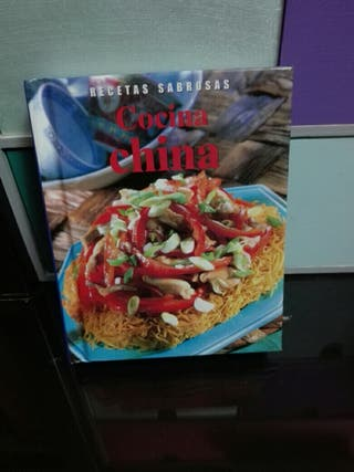 Libro de recetas sabrosas de comida china