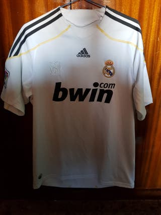 camiseta original Real Madrid