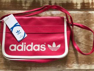 Bolso Adidas rosa nuevo original