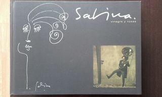 Joaquín Sabina-Vinagre y Rosas (Libro+CD)