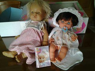 Muñeca tricot de famosa