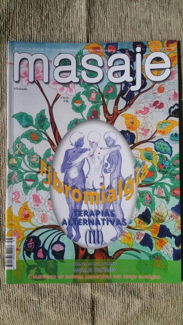 Revista masaje