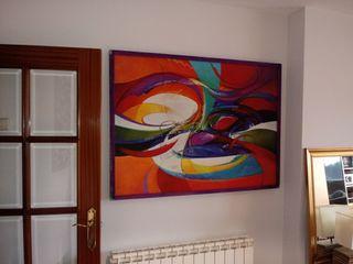 Cuadro abstracto 100×132cm