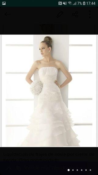 Donde puedo vender vestido de novia nuevo