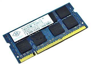 MEMORIA RAM 1GB DDR2 SODIMM 200pin PC2-5300