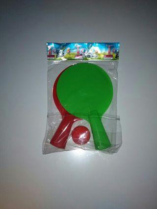 palas ping pong pequeñas