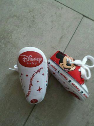 Deportivas Bebé Mickey Disney