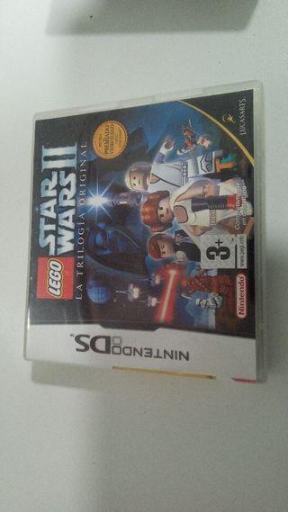 NINTENDO DS ,LEGO STARWARS II
