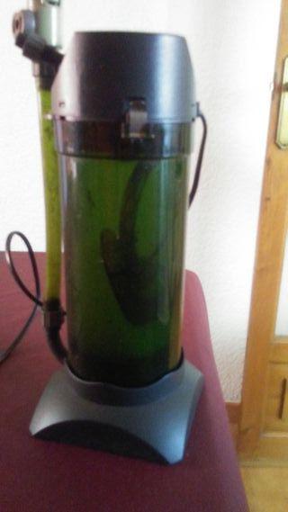 Bomba de 300 litros por minuto de acuario