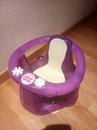 asiento de bebés para bañera